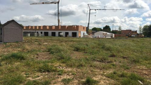 Présentation du projet de 50 résidences à Pecq