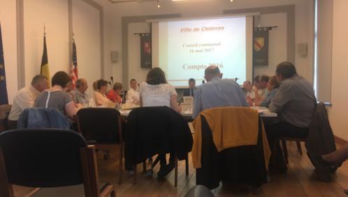 Les comptes 2016 approuvés à l'unanimité lors du Conseil Communal