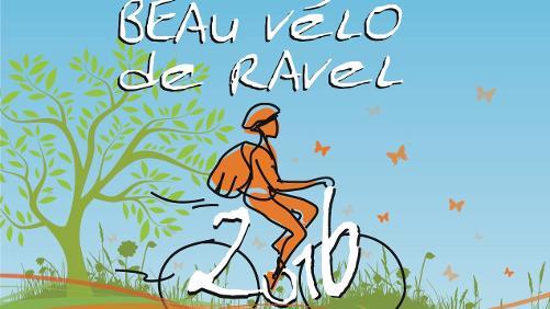 Le beau vélo de RAVeL de retour