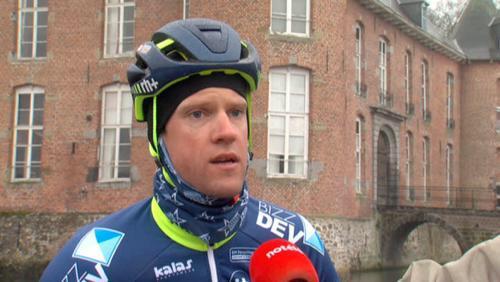 Thomas Degand ira au Tour de France