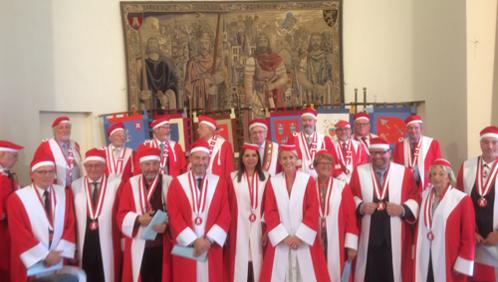 Dix nouveaux Chevaliers de la Tour