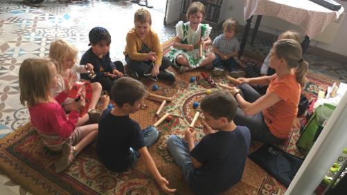 La fête de la musique, c'est aussi pour les enfants