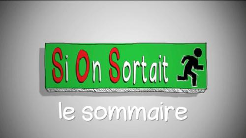 Si On Sortait ... au Centre culturel de Lessines
