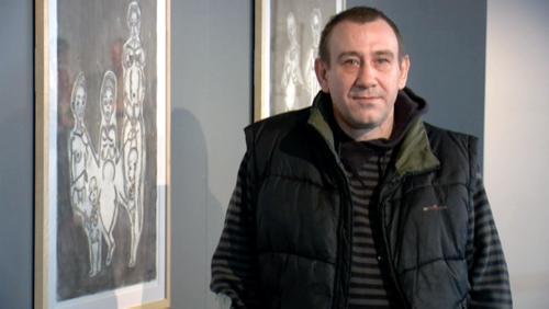 René Dubois : un artiste