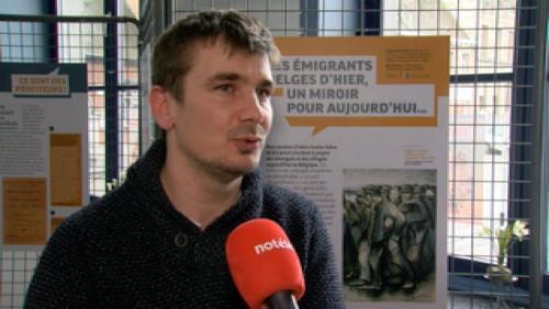 Exposition émigrants belges