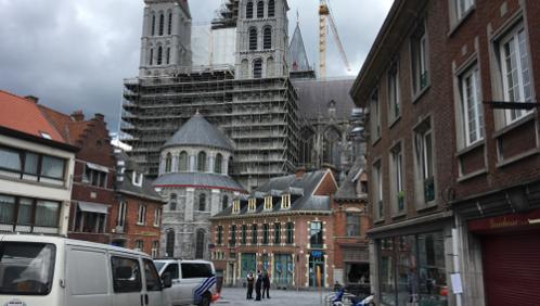 Colis suspect à la Cathédrale Notre-Dame