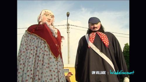 Jules et Bertine, les géants du village