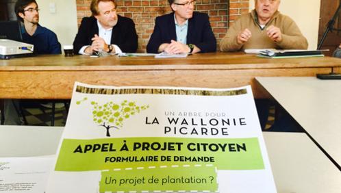 Un arbre pour la WAPI, l'appel à projets citoyen