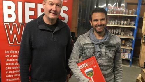 Un livre sur les micro-brasseries de Wapi