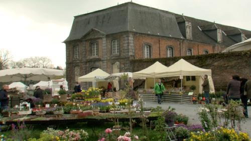 La Foire de jardin du Parc d'Enghien, c'est parti !