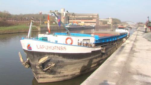 Le port de Vaulx poursuit son développement
