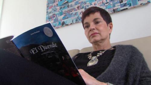 """""""El Duende"""", premier roman d'Anne Baudour"""
