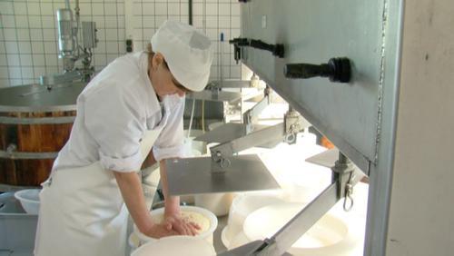 La fromagerie de Théa à Thoricourt