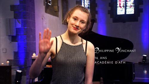 1,2,3 piano - Philippine Vinchant et Farah Mercier