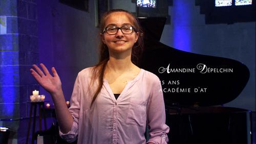 1,2,3 piano - Rémy Decleene et Amandine Deplechin