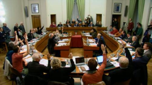 Elargissement de l'Escaut : le conseil communal a choisi