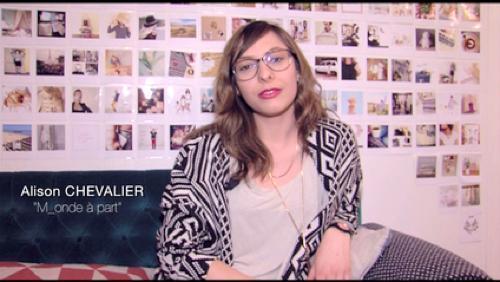 Alison Chevalier/ M_onde à part, le textile ultra-sensible