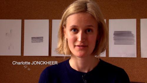 Charlotte Jonckeer/ Pas perdus, tout en sensation