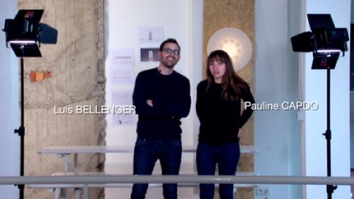 Pauline plus Luis/Screen, une vision en tandem