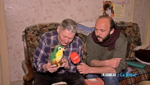 Le Bizet : la brique, le pigeon et le perroquet