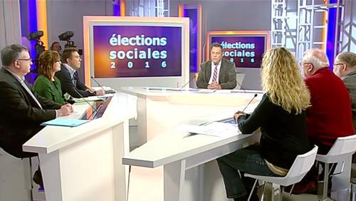 Élections sociales 2016