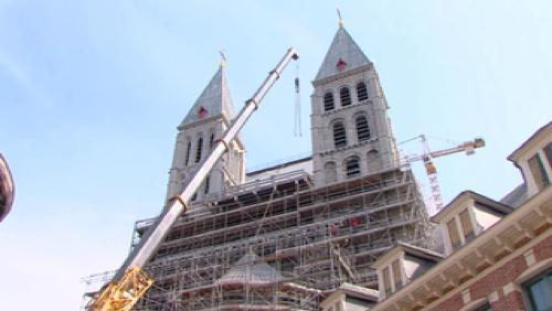 Cathédrale : les travaux avancent bien !
