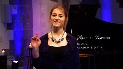 1,2,3 piano - Rachel Rivière et Timoty Morel