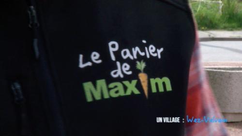 Le panier de Maxim