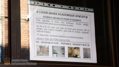 Question d'Immo - Les logements étudiants