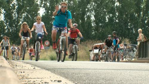 Le Beau Vélo de RAVeL passera par tournai