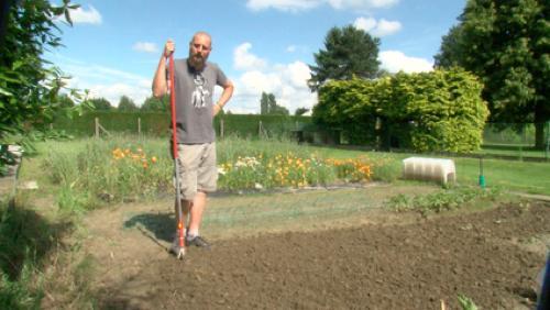 Comment semer les carottes au jardin.