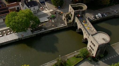 """Le cdH insatisfait par le """"nouveau"""" Pont des Trous"""