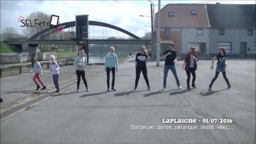 Laplaigne - Fête de l'AMO Graine 01/07