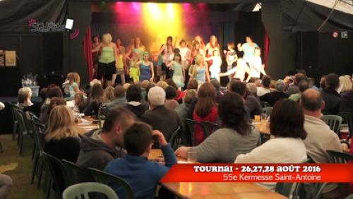 Tournai - 55e Kermesse Saint-Antoine