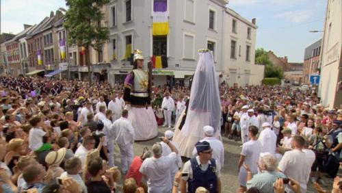Succès de foule pour la Ducasse