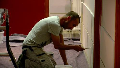 Lancement d'une formation en peinture par AID Escale