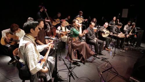 """Festival """"Les Inattendues"""": pas de frontières en musique"""