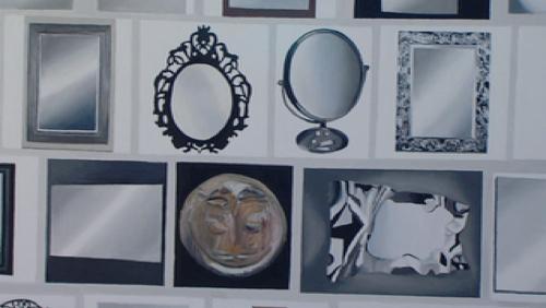 """Une exposition """" Miroirs"""" au Parc d'Enghien"""