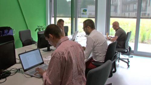 Espace coworking à Tournai