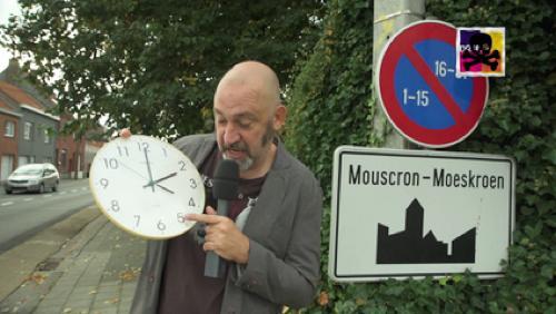 Exploration du ronde… au nouveau centre administratif de Mouscron !