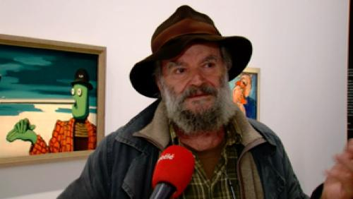Drouot et Magritte : anarchistes sereins