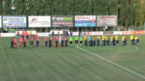 Dottignies remporte le derby face à Luingne