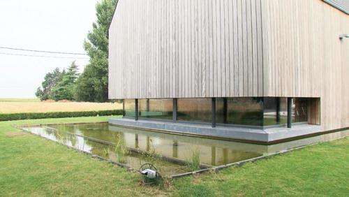 Une maison passive... pas si visible!