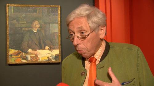 Emile Verhaeren : les Beaux-Arts, pas un hasard