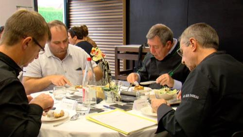 Jury des fins gourmets du Parc Naturel des Plaines de l'Escaut