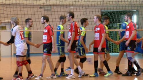 Volley P1 Messieurs: Enghien écrase Tournai