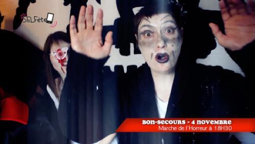 Bon-Secours - Marche de l'Horreur