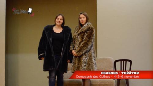 Frasnes - Théâtre - Compagnie des Collines