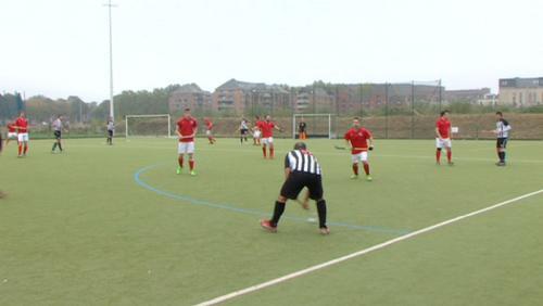Hockey : Tournai doit s'incliner face aux leaders