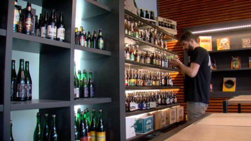 Le Bièrodrome, lieu des amoureux de la bière
